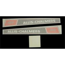 Allis Chalmers 410 Vinyl Cut Decal Set (GAC316S )