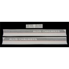 Allis Chalmers 919 Hydro (hoods only) Vinyl Cut Decal Set (GAC339S )
