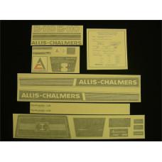 Allis Chalmers B-110 Vinyl Cut Decal Set (GAC306S )