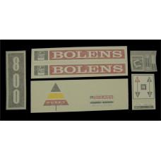Bolens 800 Vinyl Cut Decal Set (GBO317S )