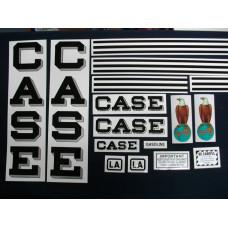 Case LA Mylar Cut Decal Set