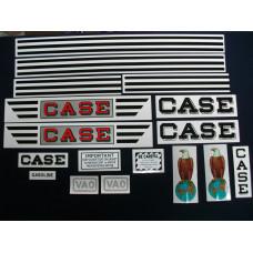 Case VAO Mylar Cut Decal Set