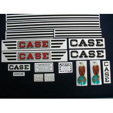 Case VO Mylar Cut Decal Set