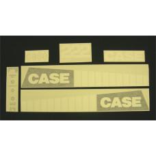 Case 222 Vinyl Cut Decal Set (GC320S )