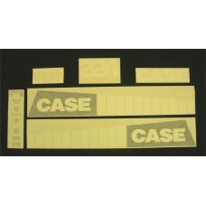 Case 224 Vinyl Cut Decal Set (GC321S )