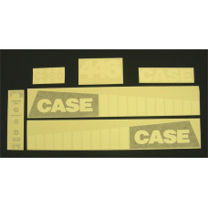 Case 446 Vinyl Cut Decal Set (GC323S )