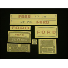 Ford LT 75 Vinyl Cut Decal Set (GF320S )
