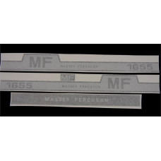 Massey Ferguson 1655 Vinyl Cut Decal Set (GMF307S )