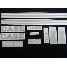 Case VA Vinyl Cut Decal Set