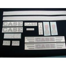 Case VAO Vinyl Cut Decal Set