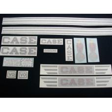 Case VO Vinyl Cut Decal Set