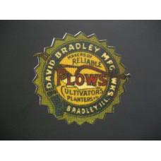 David Bradley Plow Vinyl Cut Decals (VDB2440)