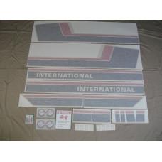 International Harvester 3588 2+2 Vinyl Cut Decal Set (VI518)