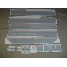 International Harvester 6788 2+2 Vinyl Cut Decal Set (VI521)