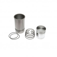 "Sleeve & Piston Assembly, 3.375"" Bore (6.25:1 Aluminum) Allis 