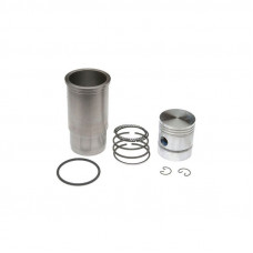 International Engines (Gas, LP) Sleeve & Piston Assembly (Flat Top Pistons) (113, F12, F14, C113, C123)