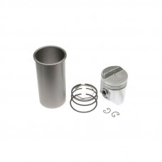 International Engines (Gas) - Sleeve & Piston Assembly   Standard Liner & Cast Oil Rings (C221)