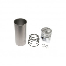 """Sleeve & Piston Assembly, 3.5625"""" Overbore (Dome Top) International C164 Gas Engines"""