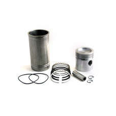 """Continental Engines (Gas, LP) - Sleeve & Piston Kit   3.375"""" Overbore (Z129, Z134)"""