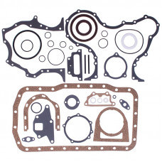 Ford Engines (Gas, Diesel) Lower Gasket Set with Seals (233, 256, 268)