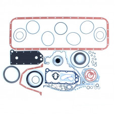Cummins Engines (Diesel) Lower Gasket Set with Seals (ISC 8.3L, 6TAA-8304 CDC, QSC 8.3L, QSL 8.9L, 6TAA-9004 CDC)