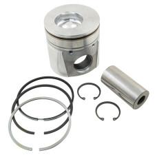 Cummins Engines (Diesel) 0.50 MM Piston Kit (Includes Pin & Rings) (4BT, 4BTA3.9L, 4T, 4TA-390 CDC, 6BT, 6BTA5.9L, 6T, 6TA-590 CDC Emission)
