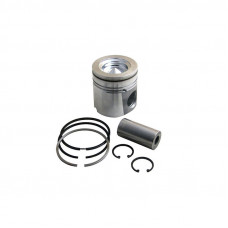 0.50 MM Piston Kit (Includes Pin & Rings) Cummins ISB (24 Valve HO) Diesel Engines (131342)