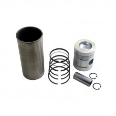 Perkins Engines (Diesel) Sleeve & Piston Assembly (5 Ring / Flanged / No Fire Dam) (4.236)