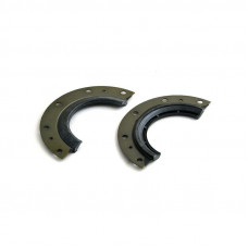 Continental Engines (Gas, LP, Diesel) Rear Crank Seal Kit (Bolt-On Style) (H260, HD260, H277, HD277, J382, JD382)