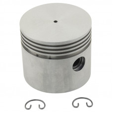 Wisconsin Engines (Gas) Standard Piston Assembly (4 Ring / Short Skirt) (VF4, VF4D, VH4, VH4D, W4-1770, TF, TFD, TH, THD, TJD)