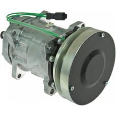 Caterpillar D6R Crawler/Dozer Sanden Compressor with Clutch - New | 881065122
