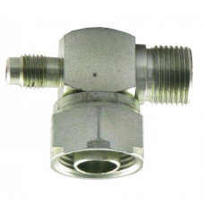 Gleaner R72 Combine York/Tecumseh Compressor Fitting | 8813266
