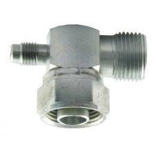 Gleaner R72 Combine York/Tecumseh Compressor Fitting | 8813267
