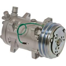 Case | Case IH 1150E Crawler/Dozer Sanden Compressor with Clutch - New