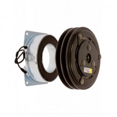 Case | Case IH W14 Wheel Loader Compressor Clutch with 24 Volt Coil - New | 88511012
