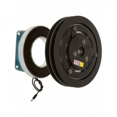 Case | Case IH W14 Wheel Loader Compressor Clutch with 24 Volt Coil - New