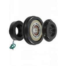 John Deere 744H Wheel Loader Compressor Clutch with Coil - New