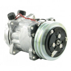 Gleaner A66 Combine Sanden Compressor with Clutch - New | 885165549