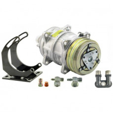 Gleaner R62 Combine Conversion Kit York to Sanden Style Compressor - New | 888301074