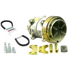 Case | Case IH 4494 Tractor Conversion Kit Delco A6 to Sanden Style Compressor - New