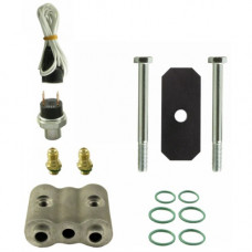 John Deere 985 Combine Single Binary Pressure Switch Kit with 2 inch Spacer