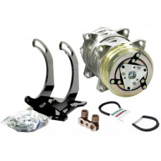 International Harvester 3788 Tractor Conversion Kit York to Sanden Style Compressor - New