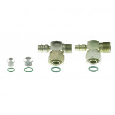 Ford | New Holland TR76 Combine York / Tecumseh Tube-O Shut Off Valve Replacement Kit