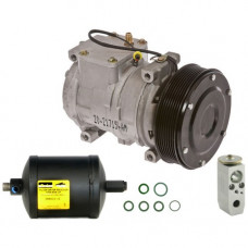 John Deere 8285R Tractor Compressor/Drier/Valve Kit - New