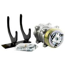 Allis Chalmers | AGCO Allis 7580 Tractor Conversion Kit Delco A6 & R4 to Sanden Style Compressor - New