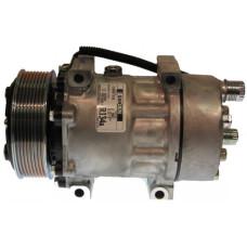 Apache AS1020 Sprayer Sanden Compressor with Serpentine Clutch - New