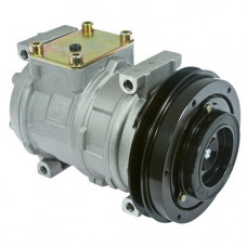 John Deere 310D Loader Backhoe Nippondenso Compressor with Clutch - New