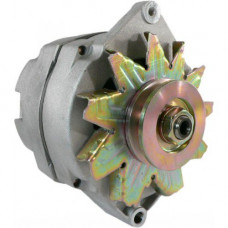 John Deere 530B Forestry Equipment Alternator - with 24 Volt Charging System