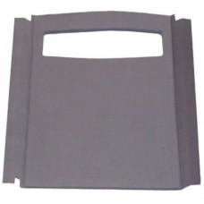 Massey Ferguson 8680 Back Panel - Gray Fabric