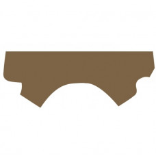 John Deere 3050 Cowl Cover - Brown